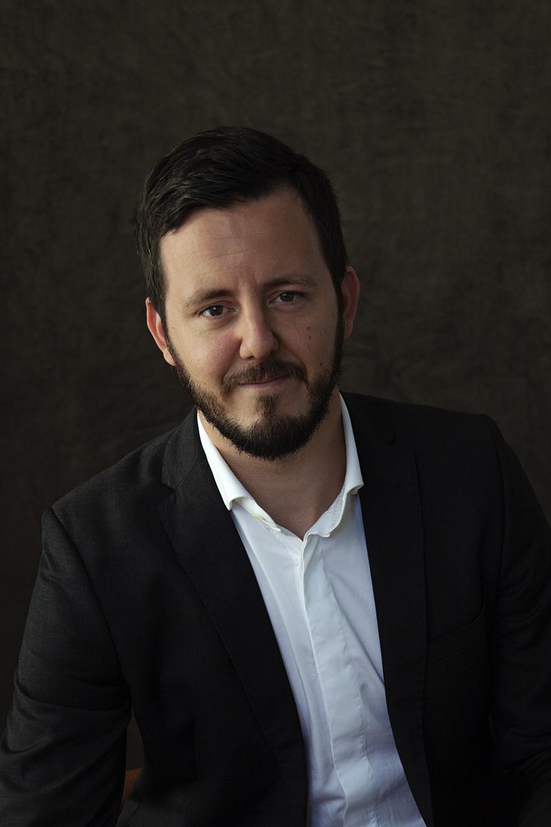 Baptiste Clair - photo portrait principale