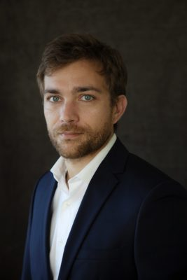 Antoine Ganancia - photo portrait principale