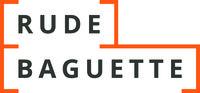 rude baguette logo