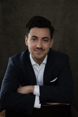 Ivan Pimentel - photo portrait principale