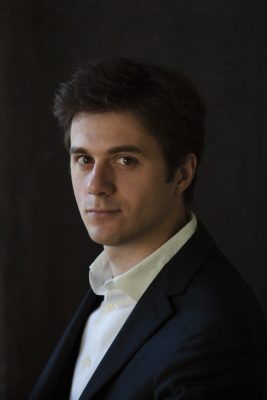 Thomas Noslier - photo portrait principale